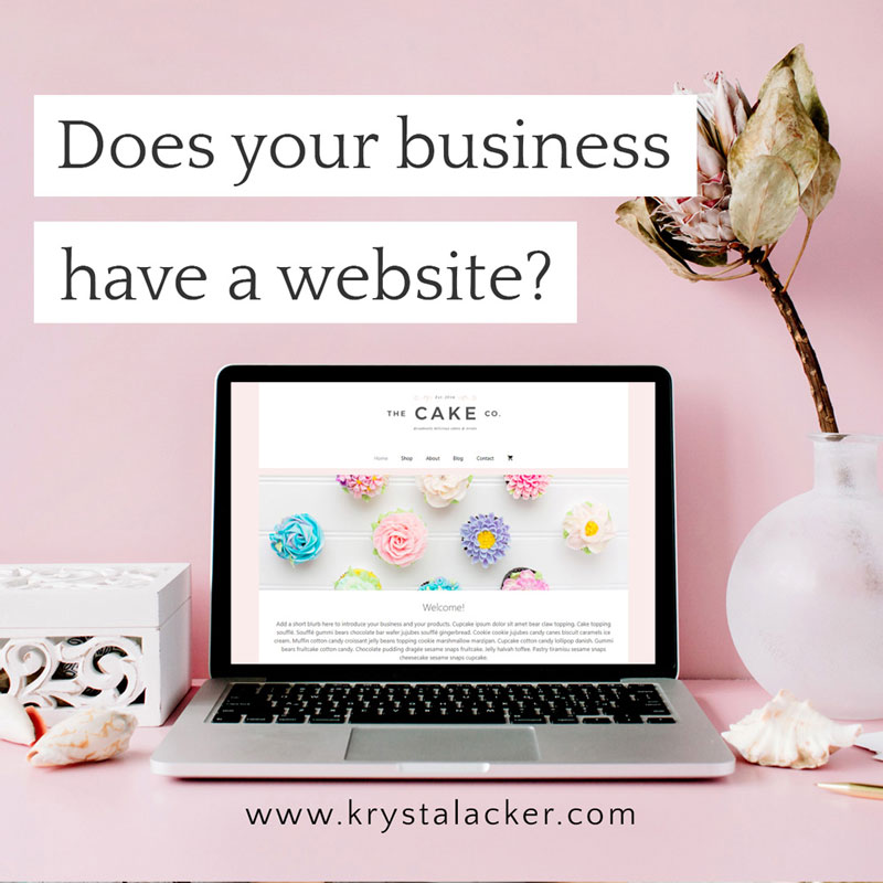 Does your business have a website?