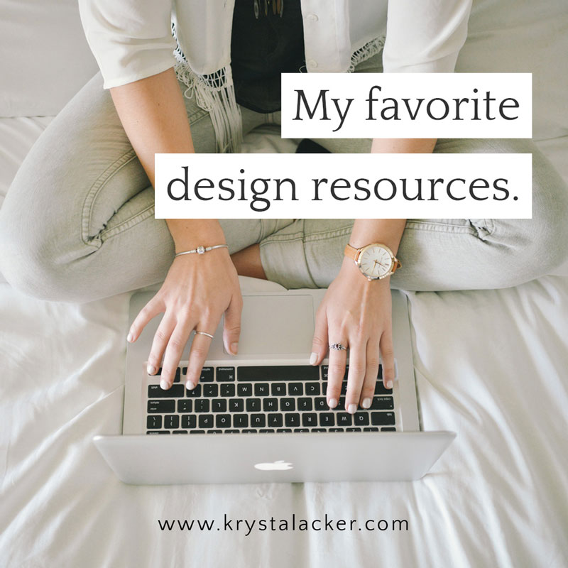 My Favorite Design Resources