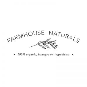 Farmhouse Naturals Ready-Made Logo