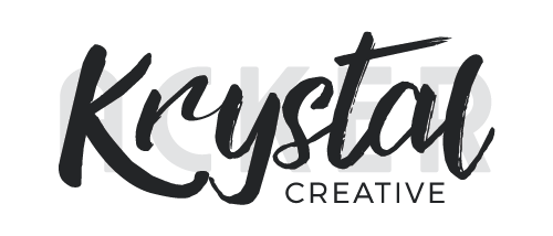 Krystal Acker | Branding, Logo + Website Design for Women